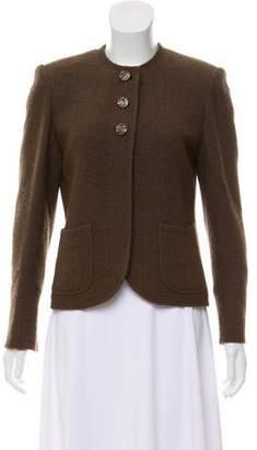 Ungaro Structured Button-Up Jacket