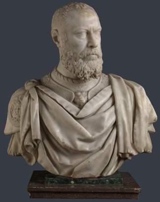 Leonardo The Museum Outlet - Italian - Bust Portrait of Rinaldi - Canvas Print Online Buy
