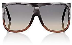 Loewe Women's Filipa Sunglasses-Striped grey, transparent brown
