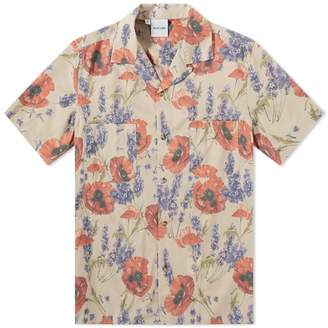 Resort Corps Short Sleeve Opiate Vacation Shirt