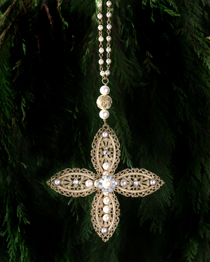 Kimberly Wolcott Amazing Love Christmas Ornament