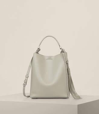 AllSaints Pearl Mini Hobo Bag