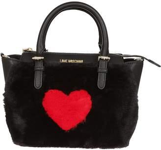 Love Moschino Moschino Fur Bag