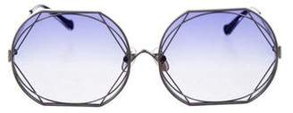 Wildfox Couture Regency Gradient Sunglasses