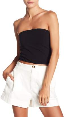 GOOD LUCK GEM Double Lined Tube Top