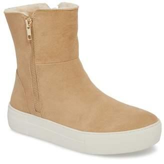 Steve Madden Garrson Faux Fur Lined Sneaker Boot