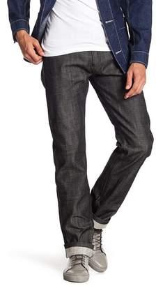 A.P.C. Designer New Stand Noir Brut Slim Fit Jeans