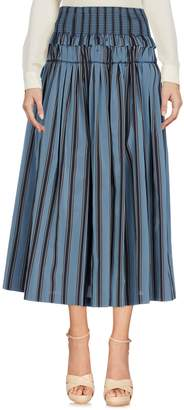 Brock Collection Knee length skirts