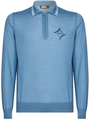 60eb2bb3 Mens Long Sleeve Knitted Polo Shirts - ShopStyle Australia