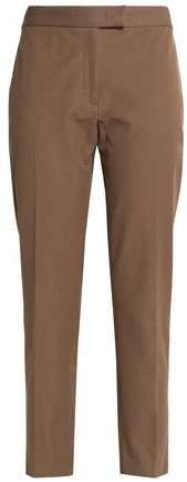 Joseph Cropped Gabardine Straight-Leg Pants