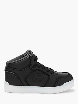 Skechers Children's E-Pro III Light Up Shoes, Black