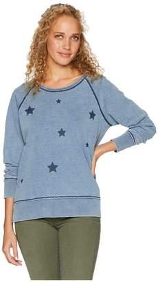 PJ Salvage Seeing Stars Sweatshirt Women's Sweatshirt