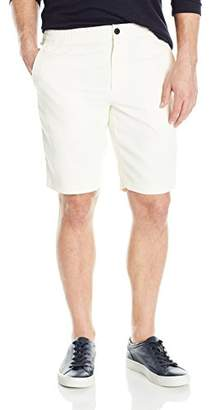 Theory Men's Plymouth Nc S Forged Synthetic Linen Short