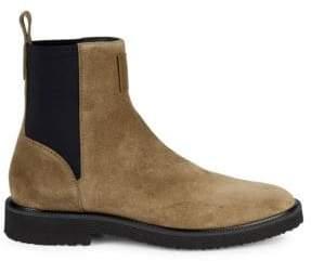 Giuseppe Zanotti Chelsea Contrast Boots