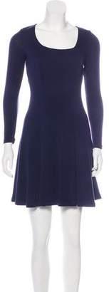 Alice + Olivia Jersey Mini Dress