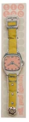 Toy Watch Ah, Quel Plaisir Tic-Tac Yellow Strap