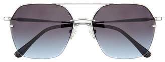 Vince Camuto Angular Sunglasses