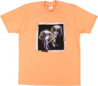 Supreme Jellyfish Tee - 'SS 18' - Peach