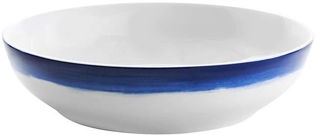 Vera Wang Vera Simplicity Indigo Ombre Pasta Bowl