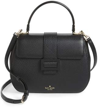 Kate Spade Carlyle Street - Justina Leather Satchel