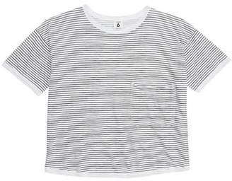 Stem Painted Stripe T-Shirt (Toddler Boys, Little Boys & Big Boys)