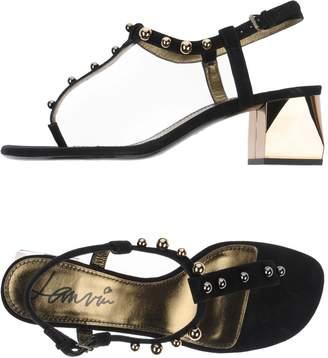 Lanvin Toe strap sandals - Item 11299474