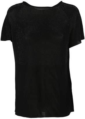 Cruciani (クルチアーニ) - Cruciani Striped Knitted T-shirt