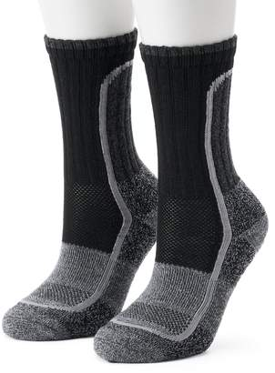 Columbia Women's 2-Pack Technical Performance Crew Socks