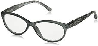 Peepers Women's Untamed 2340200 Cateye Reading Glasses