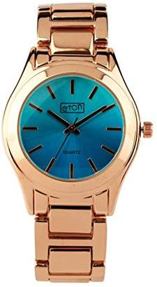 Eton Womens Analogue Classic Quartz Watch with None Strap 3216J-JD