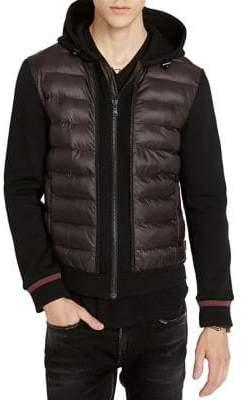 Buffalo David Bitton Juqrin Quilted Fleece Jacket