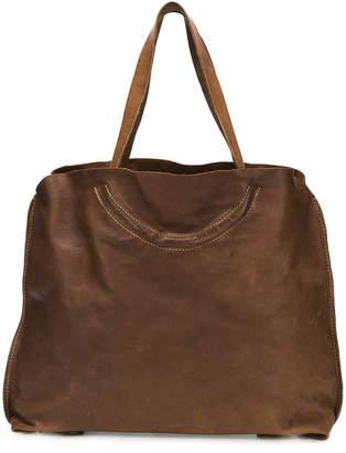 Guidi structured tote bag