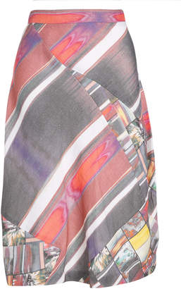 Michael Angel Mid-length Skirt