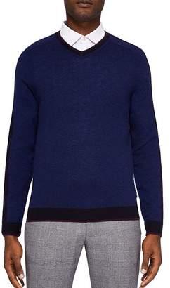 Ted Baker Neavee Sporty V-Neck Sweater