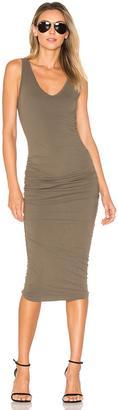 James Perse Skinny Tank Dress $195 thestylecure.com