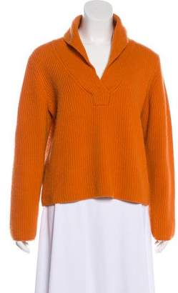 Max Mara Rib Knit Sweater