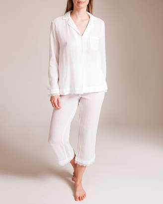 Bracli Skin Woven Cotton Gauze Pajama