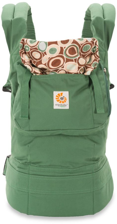 Ergo ErgobabyTM Organic Collection Baby Carrier in River Rock