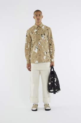3.1 Phillip Lim Paint-Splattered Shirt