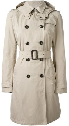 Woolrich classic trench coat $596.98 thestylecure.com