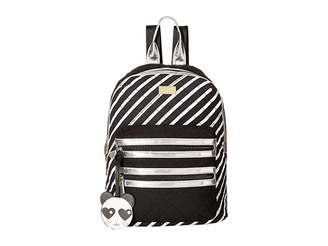 Luv Betsey Elliot Canvas Backpack Backpack Bags