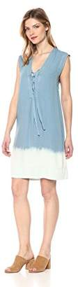 Splendid Women's Lace Up Dress