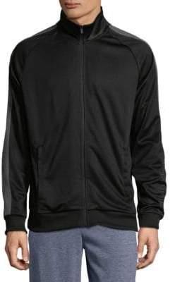 Calvin Klein Stand Collar Zip Track Jacket