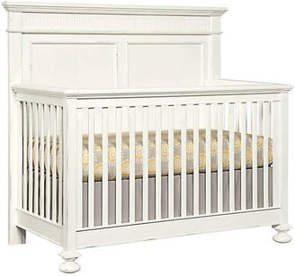 Stone & Leigh Smiling Hill Built To Grow Crib - Chalk