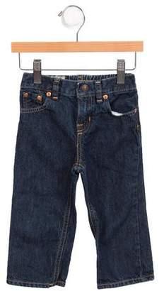 Polo Ralph Lauren Boys' Mid-Rise Straight-Leg Jeans