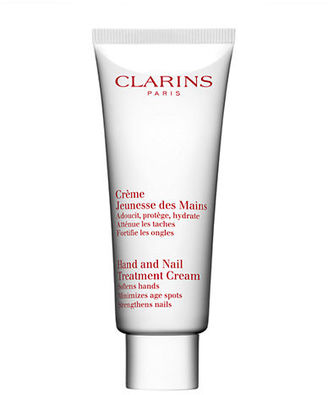 Clarins Hand & Nail Cream/3.4 oz. $30 thestylecure.com