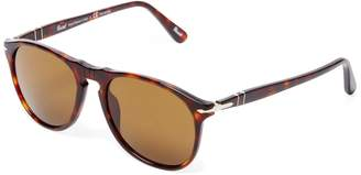 Persol Men's Icons Aviator Frame