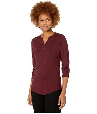 Royal Robbins Merinoluxtm Henley Long Sleeve
