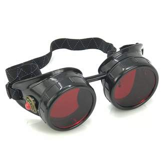 Diesel umbrellalaboratory Steampunk Victorian Goggles welding Glasses punk-limited GGG-red