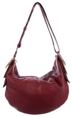 Salvatore Ferragamo Red Hobo Bags - ShopStyle 706cc93d47ba9